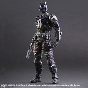 Batman: Arkham Knight Play Arts Kai on Crunchyroll