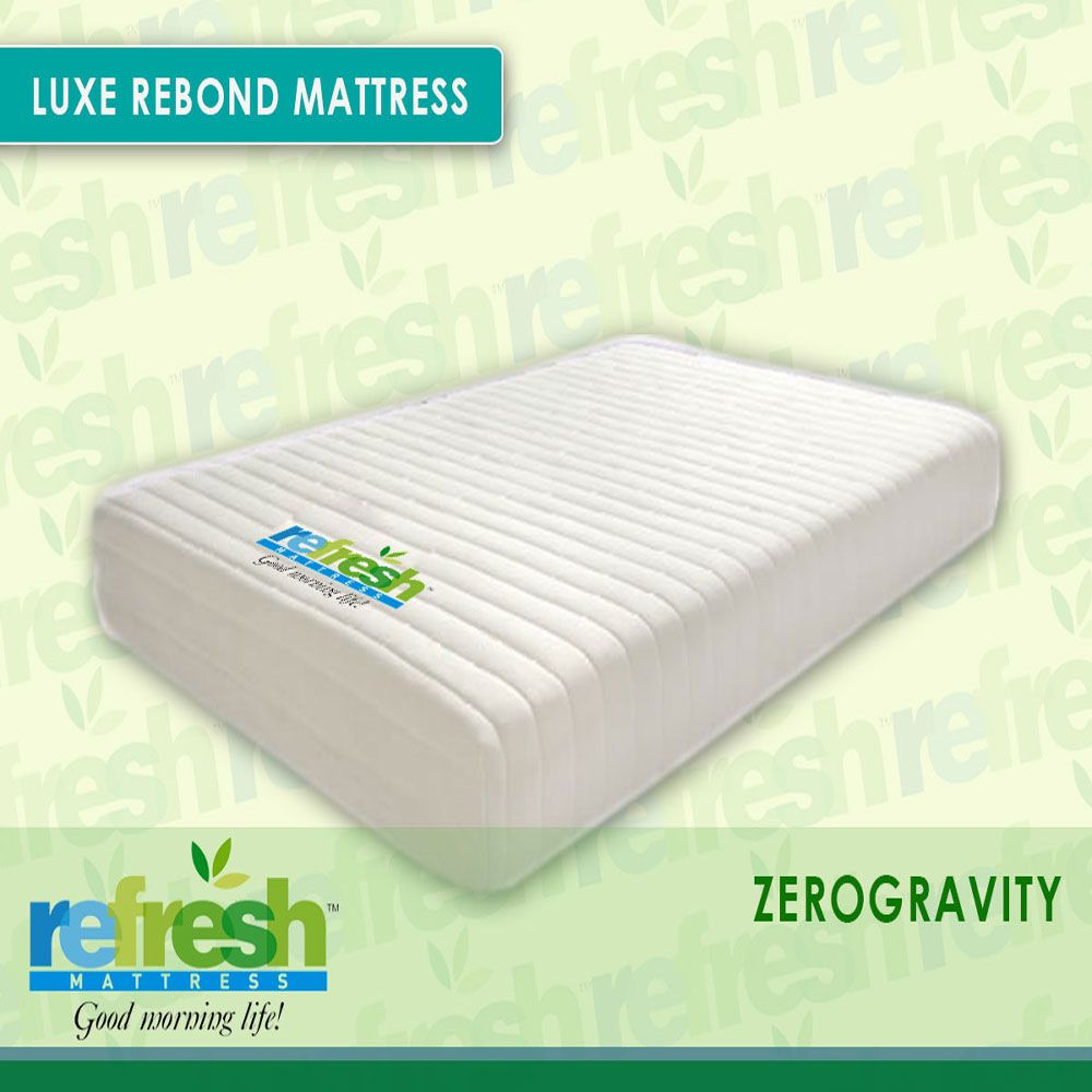 refresh mattress provides fabulous support thus keeping you from