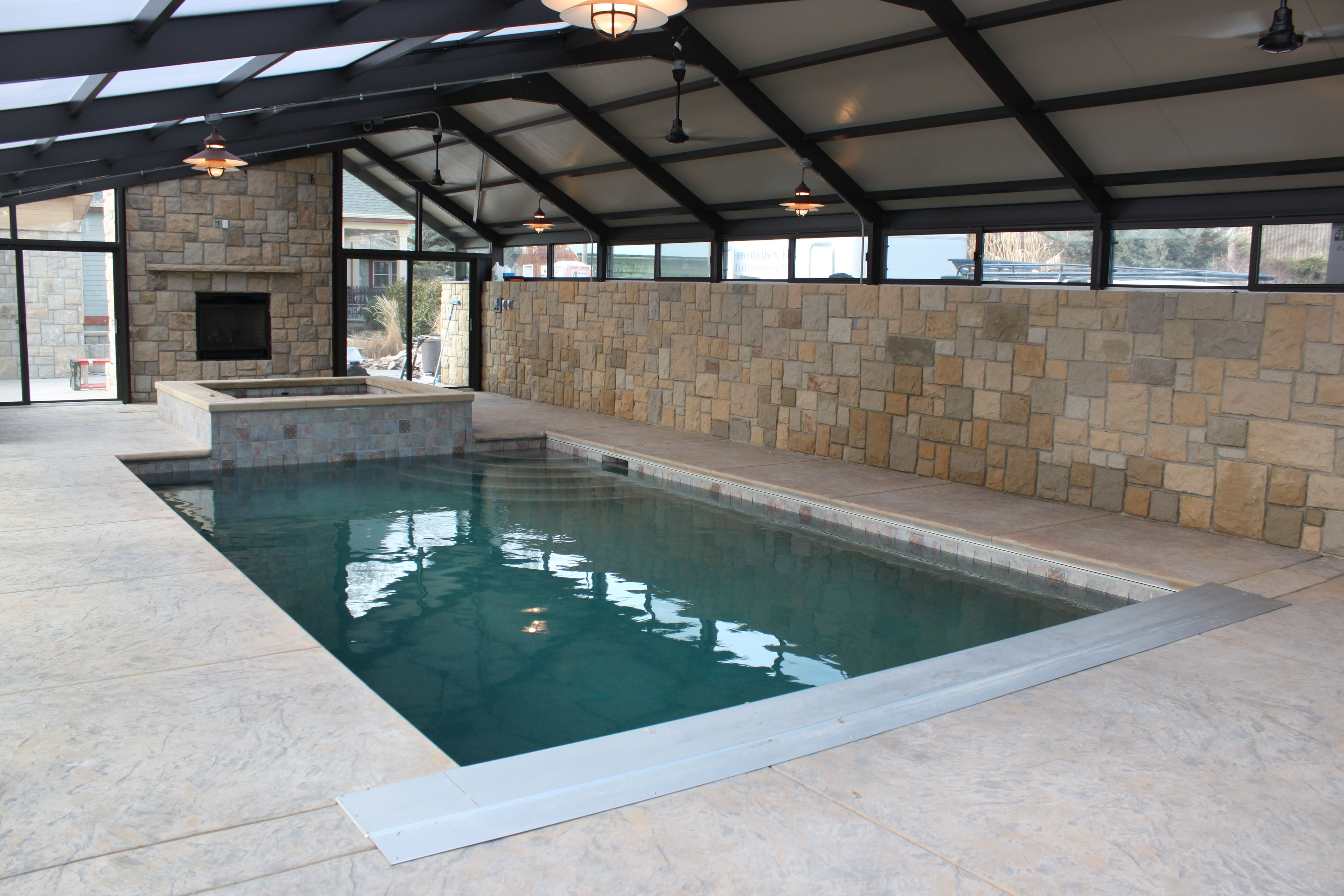 Pool Enclosure Boise Pool Enclosures Pool Greenhouse
