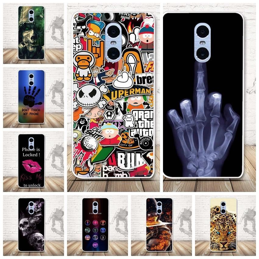 pretty nice b1b83 da7b9 7.95AUD - For Funda Xiaomi Redmi Note 4 Case Tpu Soft Mobile Phone ...