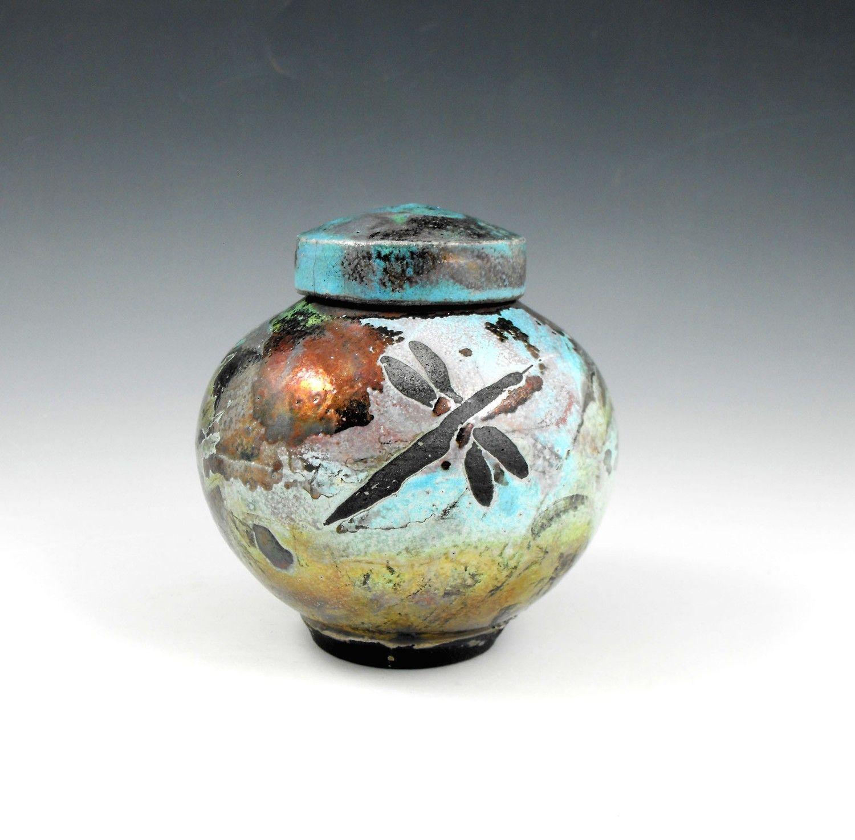 Small Dragonfly Keepsake Urn Keepsake urns, Urn, Butterfly