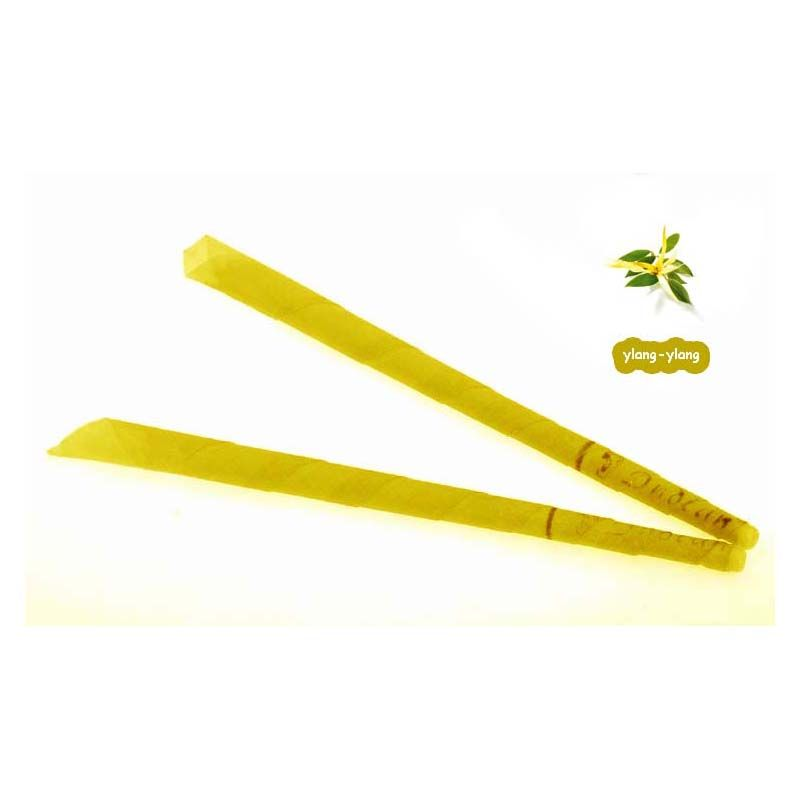 102pcs/lot Aromatherapy Ear Candles,ylang Ylange Scent