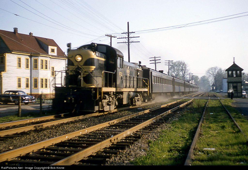 Railpictures net photo erie 952 erie railroad alco rs 2 for Railpictures