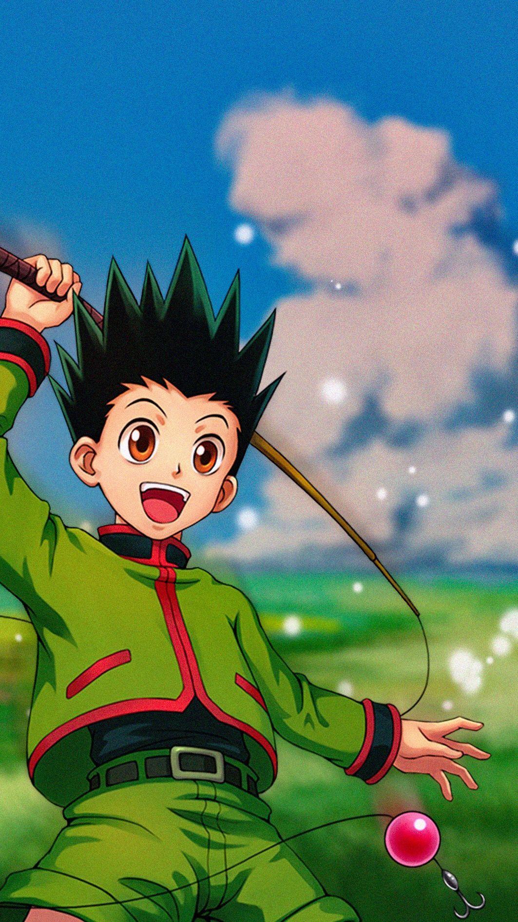 Gon Freecss In 2020 Hunter Anime Hunter X Hunter Anime Christmas