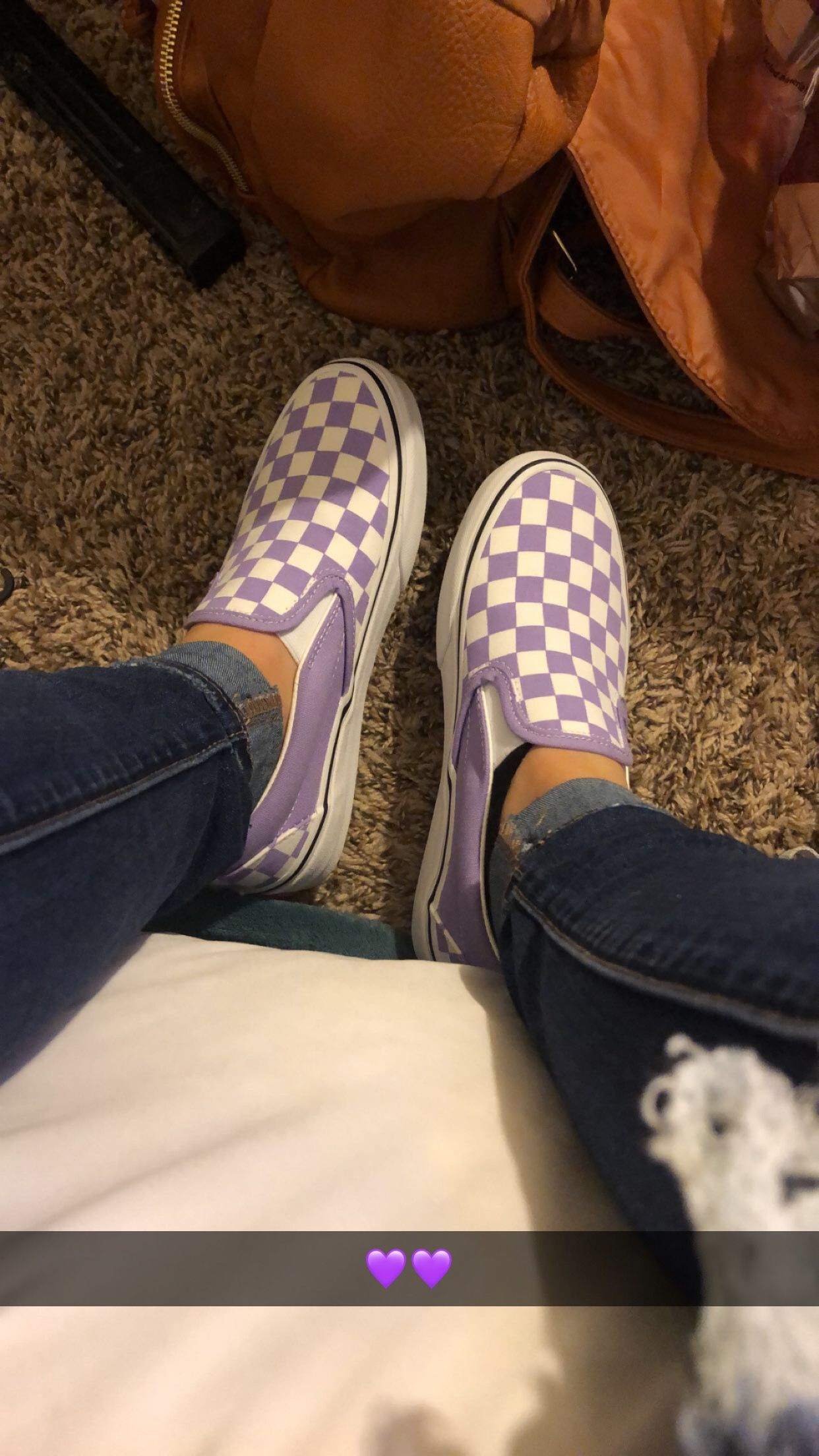 vans #new #shoes #checkered | Clothes in 2019 | Purple vans