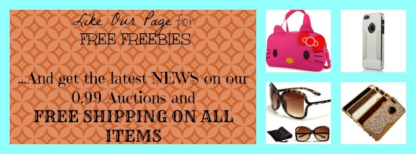 FREE STUFF 99 Cent Auctions No Reserve And Free Shipping On All Items Even Giveaways