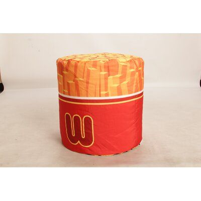 Zoomie Kids French Fries Small Bean Bag Chair | Small bean ...