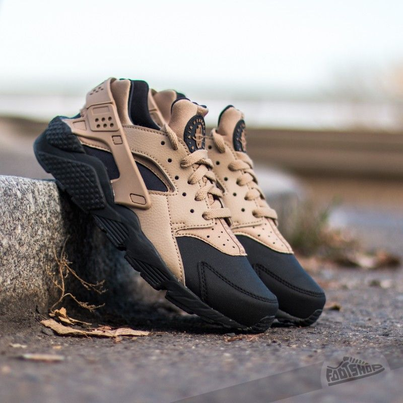 Nike Air Huarache Camo Brown TopDeals