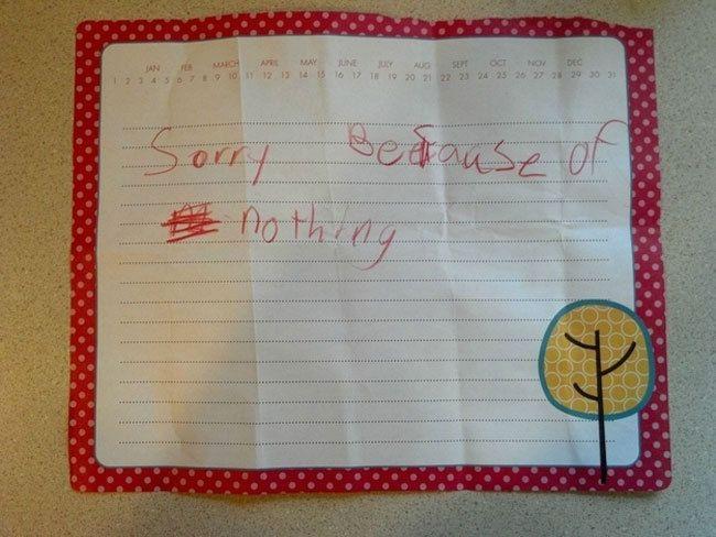 Ha, these kids say it like it is!