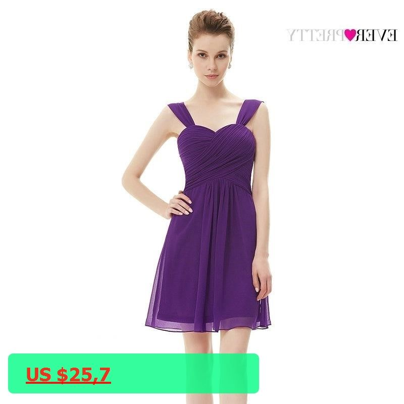 Clearance Sale] Ever Pretty Women Elegant Wedding Bridesmaid Dresses ...