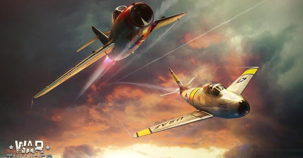 War Thunder Jets