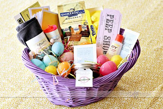 Intimate easter basket negle Choice Image