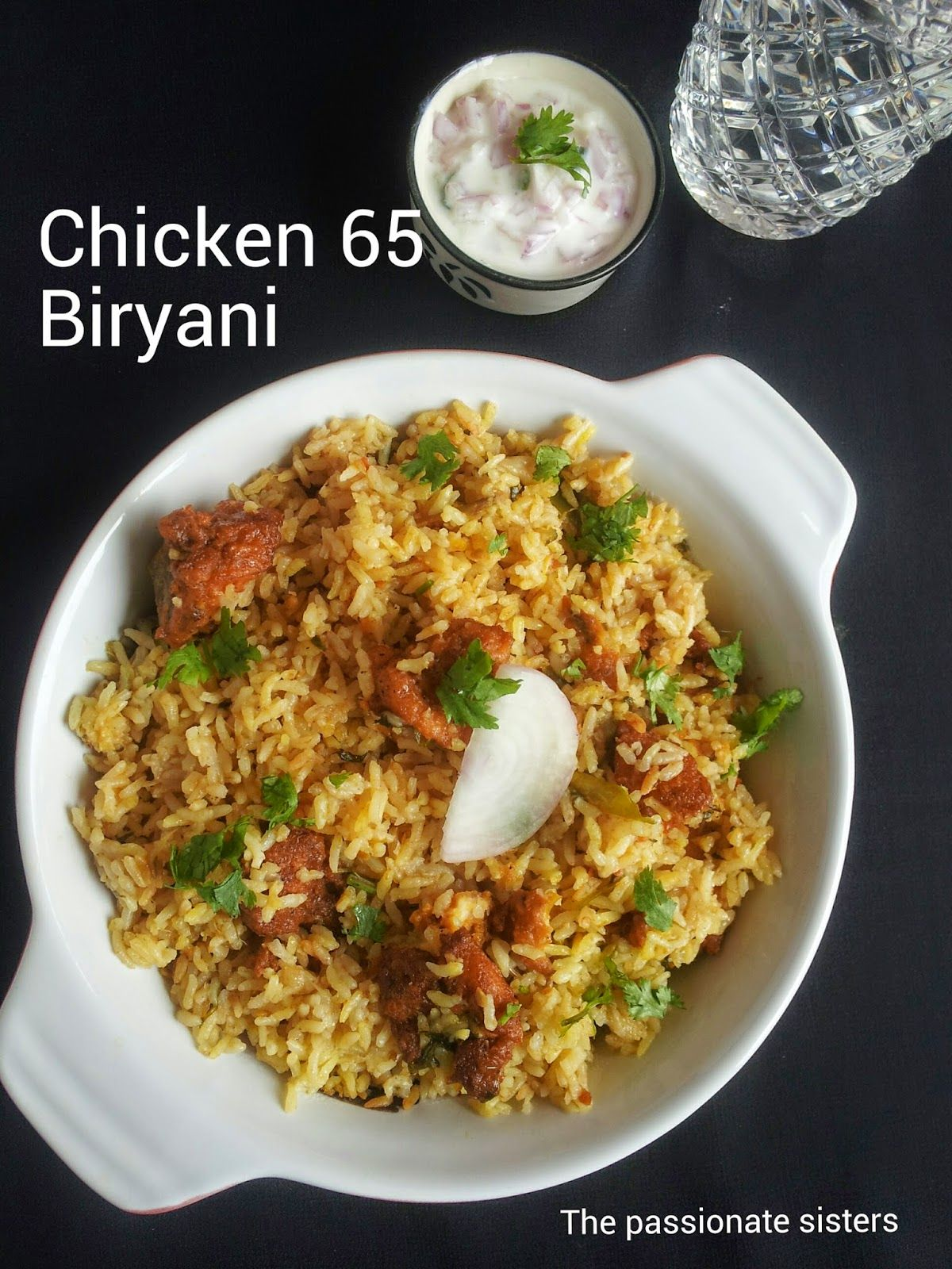Chicken 65 biryani biryani pinterest biryani rice recipes and i love biryani and chicken 65 biryani is my top most favorite for every other biryani i definitely require a side dish but not for thi forumfinder Images