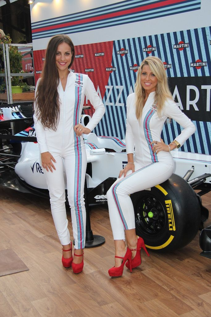 Our Top 10 Quick Breakfast Recipes: Our Top Hostesses @ Williams Martini Racing In Milan