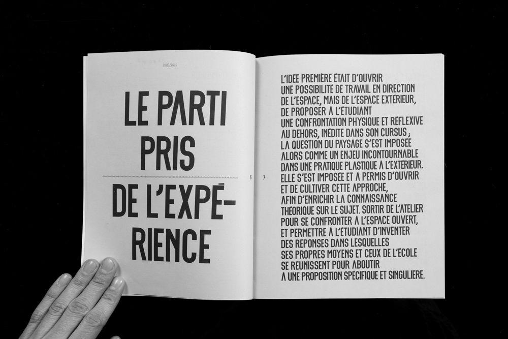 Typographic creation #3 on Behance
