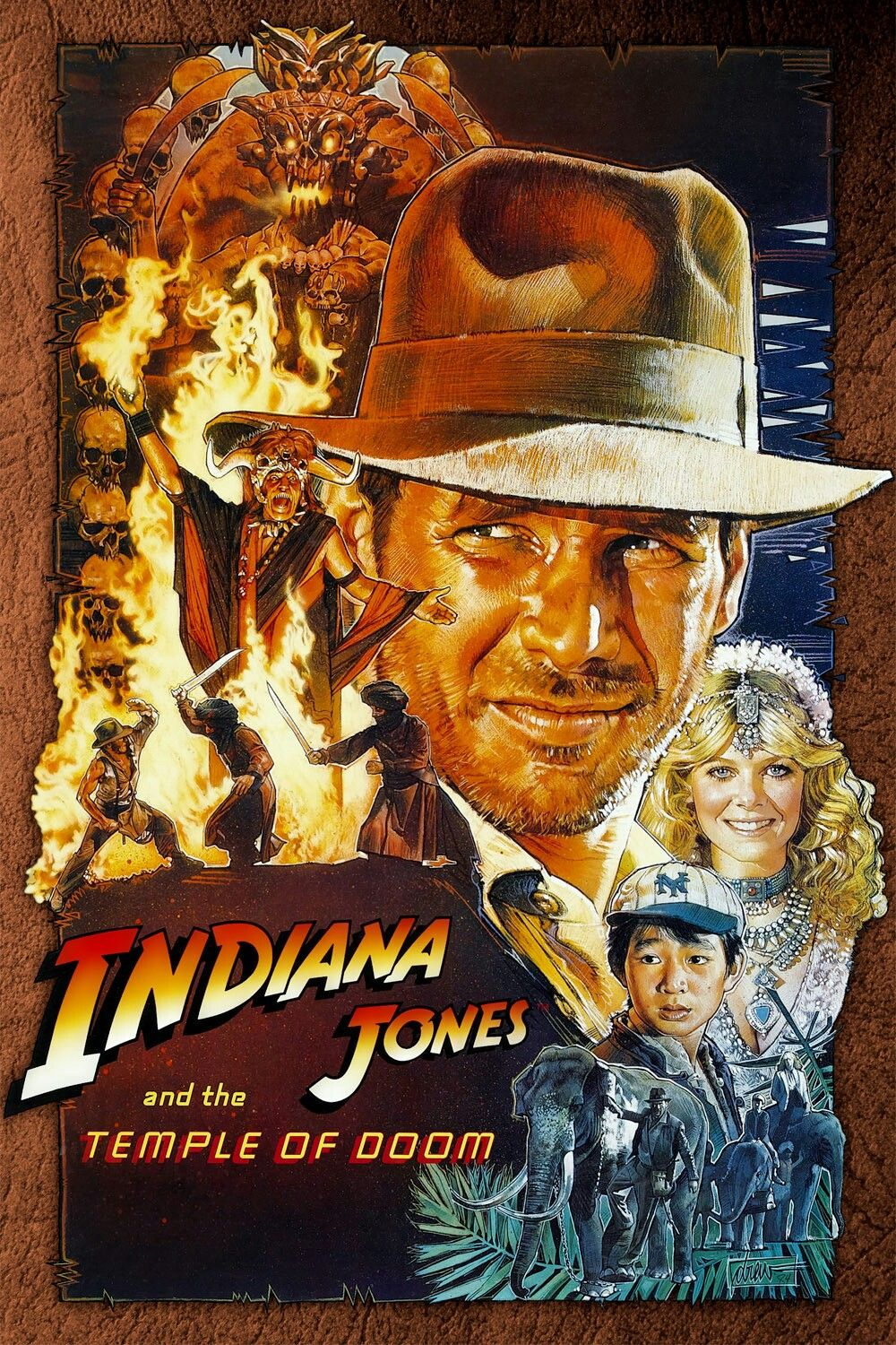 Indiana Jones, And The Temple Of Doom ( Part 2 )