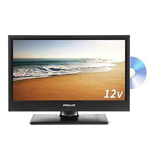 Finlux 19 Inch Tv Dvd Combi 12v Travel Plus Model Full Hd 19hbe180b Ncm 19 Inch Tv Tv Accessories Full Hd