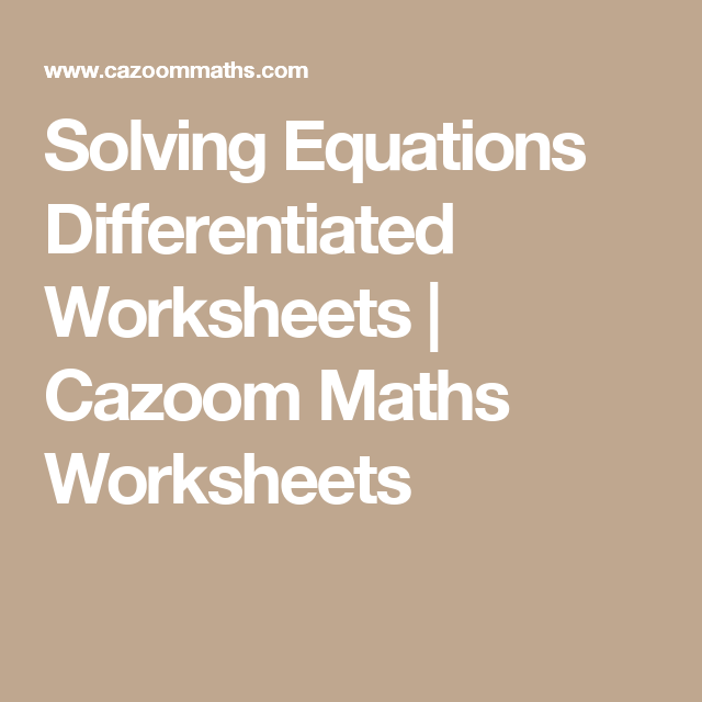 Clock Face Worksheet Pdf Solving Linear Equations Worksheets Pdf  Solving Equations  Using Commas In A Series Worksheets with Vertebrates Invertebrates Worksheet Excel Solving Linear Equations Worksheets Pdf Area And Perimeter Worksheets For 5th Grade