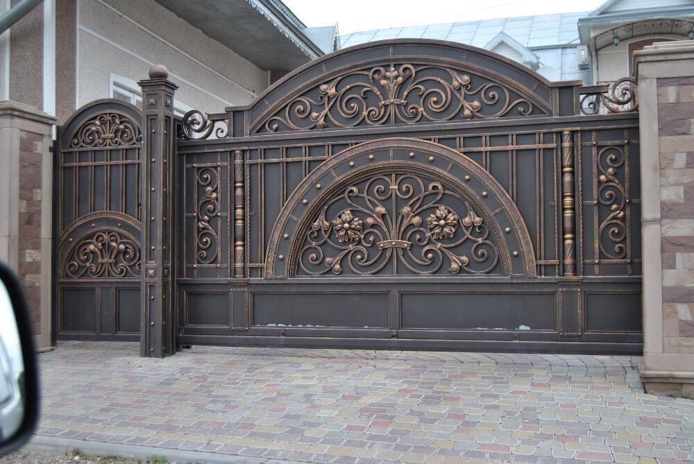 GATE 2019 Results Pinterest: Ковані вироби сходи ворота балкони дашки огорожі Дрогобыч