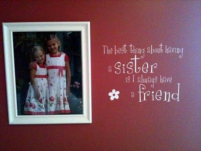 cute halloween ideas with vinyl   Brooklynn and Emma's room is adorable, as are the girls themselves.