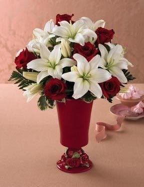 Wedding Flowers Centerpieces | Hogar | Pinterest | Red wedding ...
