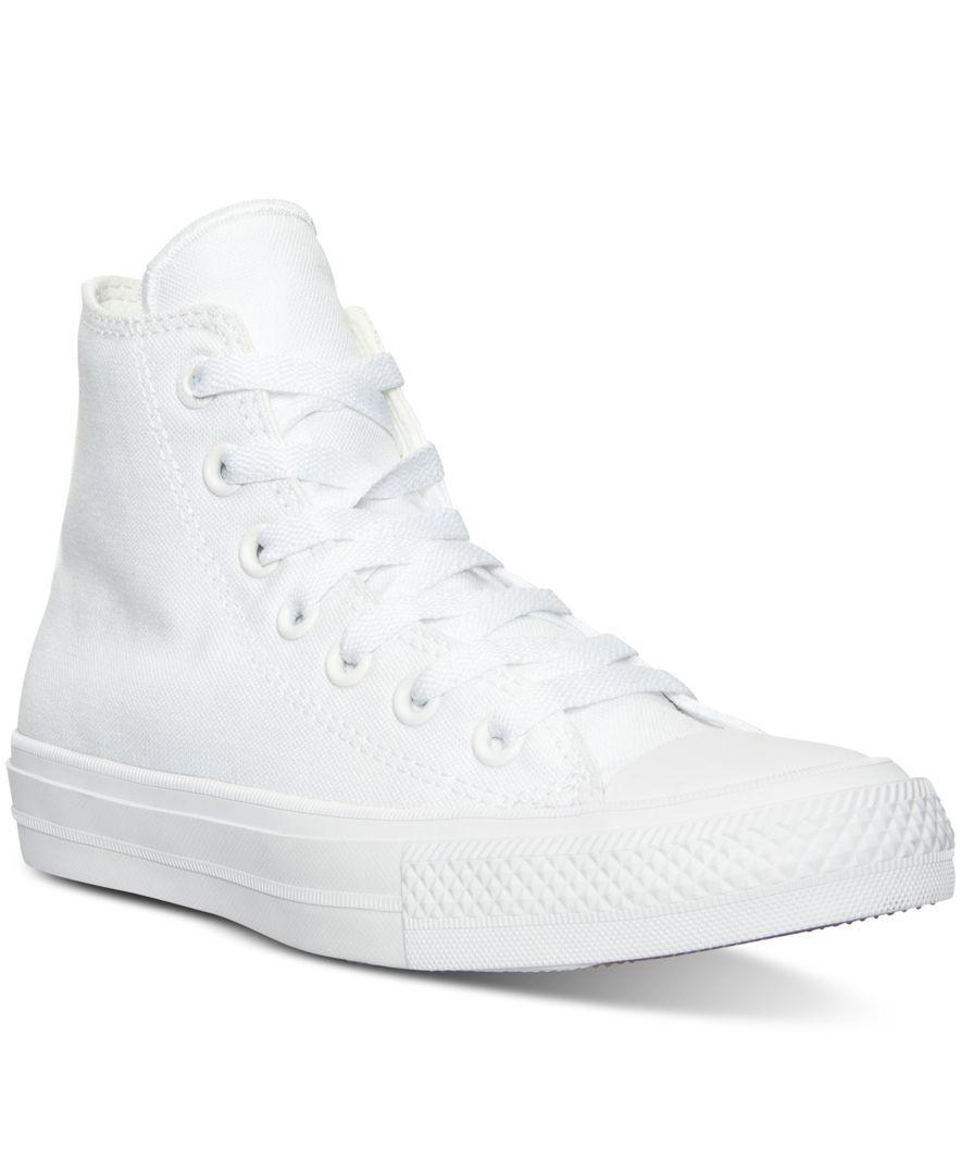 Converse Boys' Chuck Taylor All Star Ii Hi Top Casual