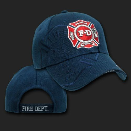 Rapid Dominance Fire Department Caps & Logo Hats : Military Hats