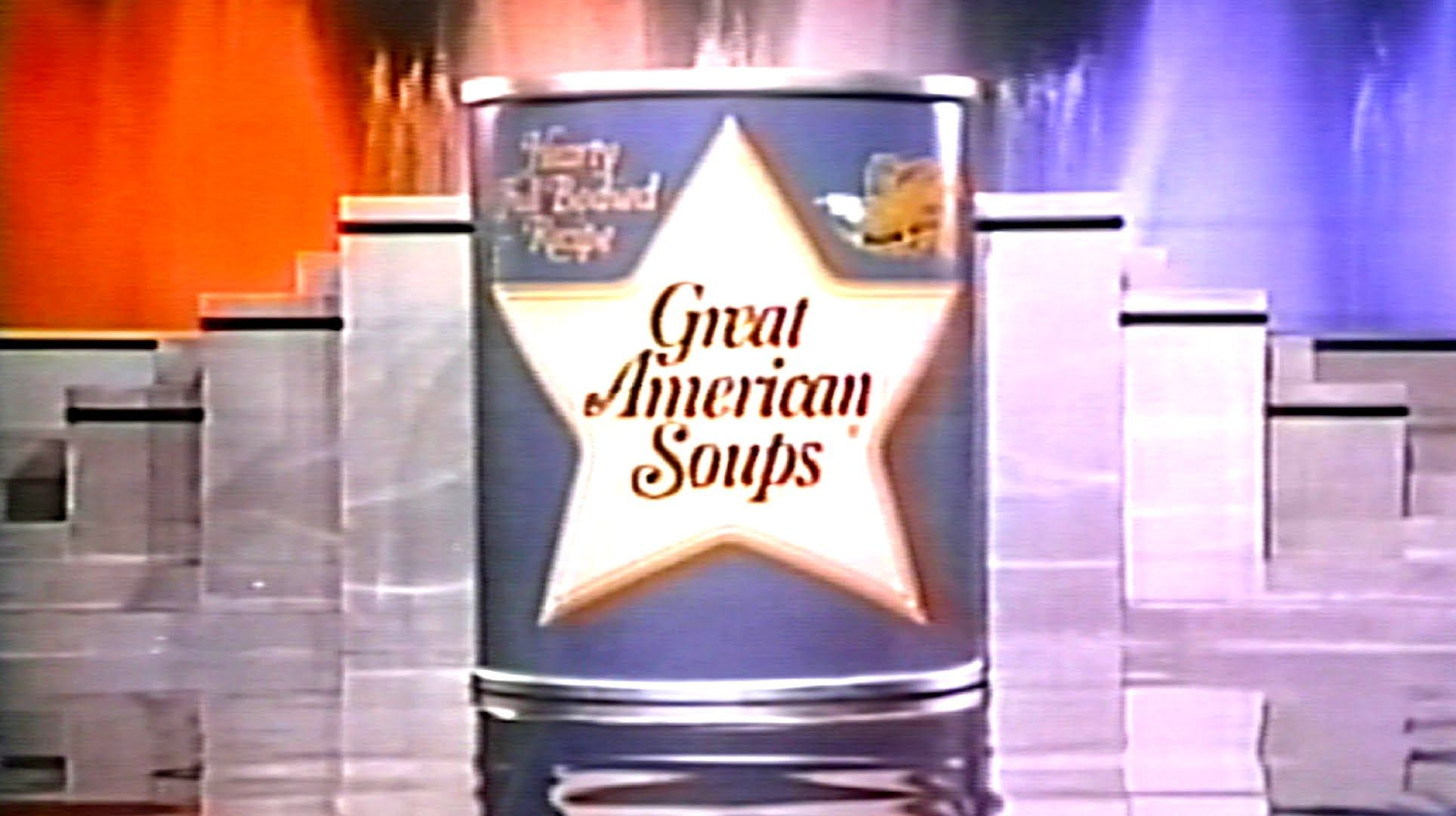 Great American Soups with Ann Miller Commercial  (Archival footage)