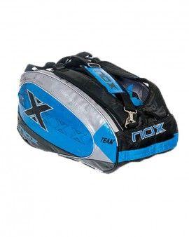 Paletero Nox Team Azul Estamos ante el paletero característico de Nox. Gran capacidad y una calidad excelente