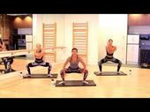 Barre Fitness | No Weights, No Worries - Glute, Core + Push Ups Workout - YouTub...   - Sculpting an...