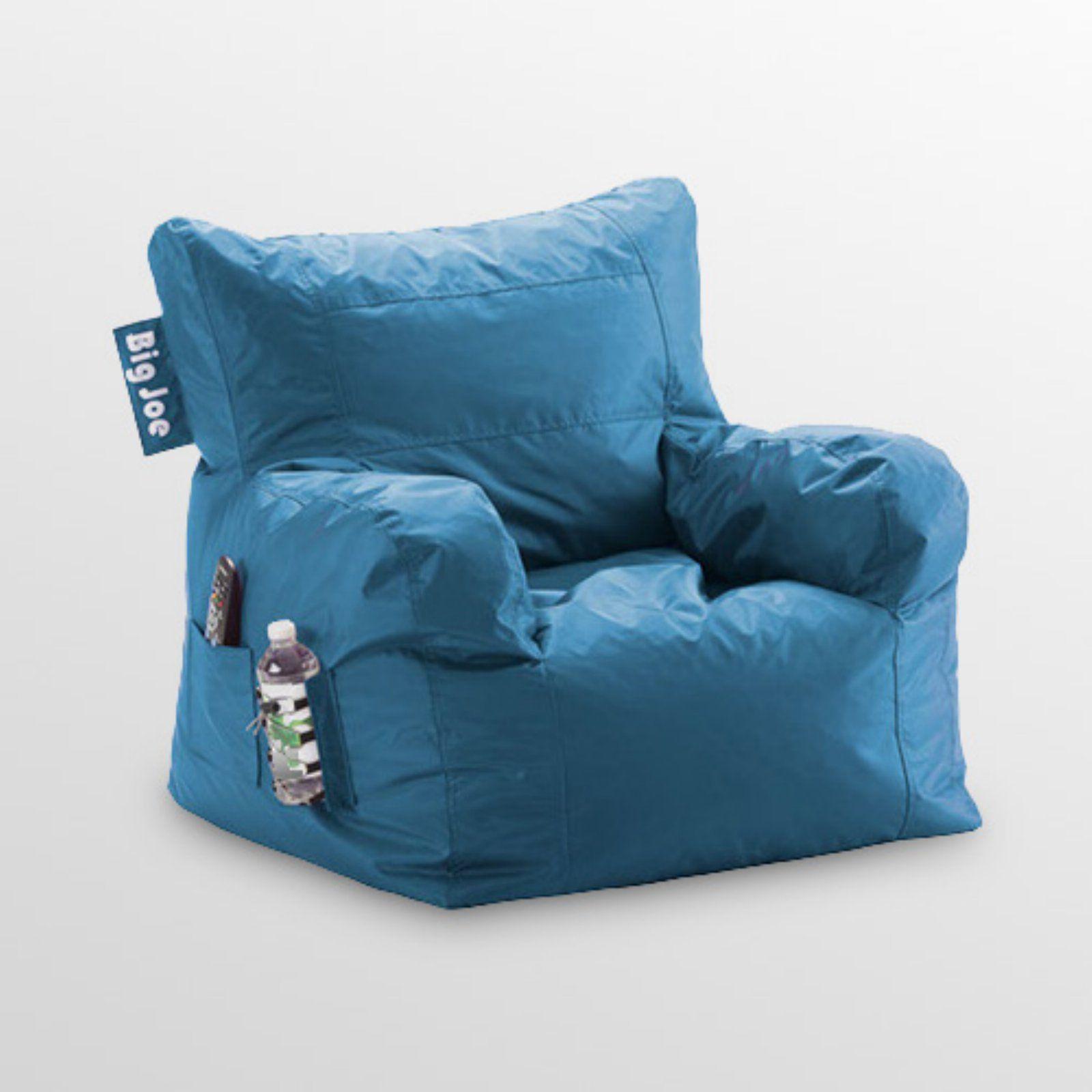 Big joe zip modular armless chair at brookstone buy now - Amazon Com Big Joe Dorm Chair Limo Black Bean Bag Chairs