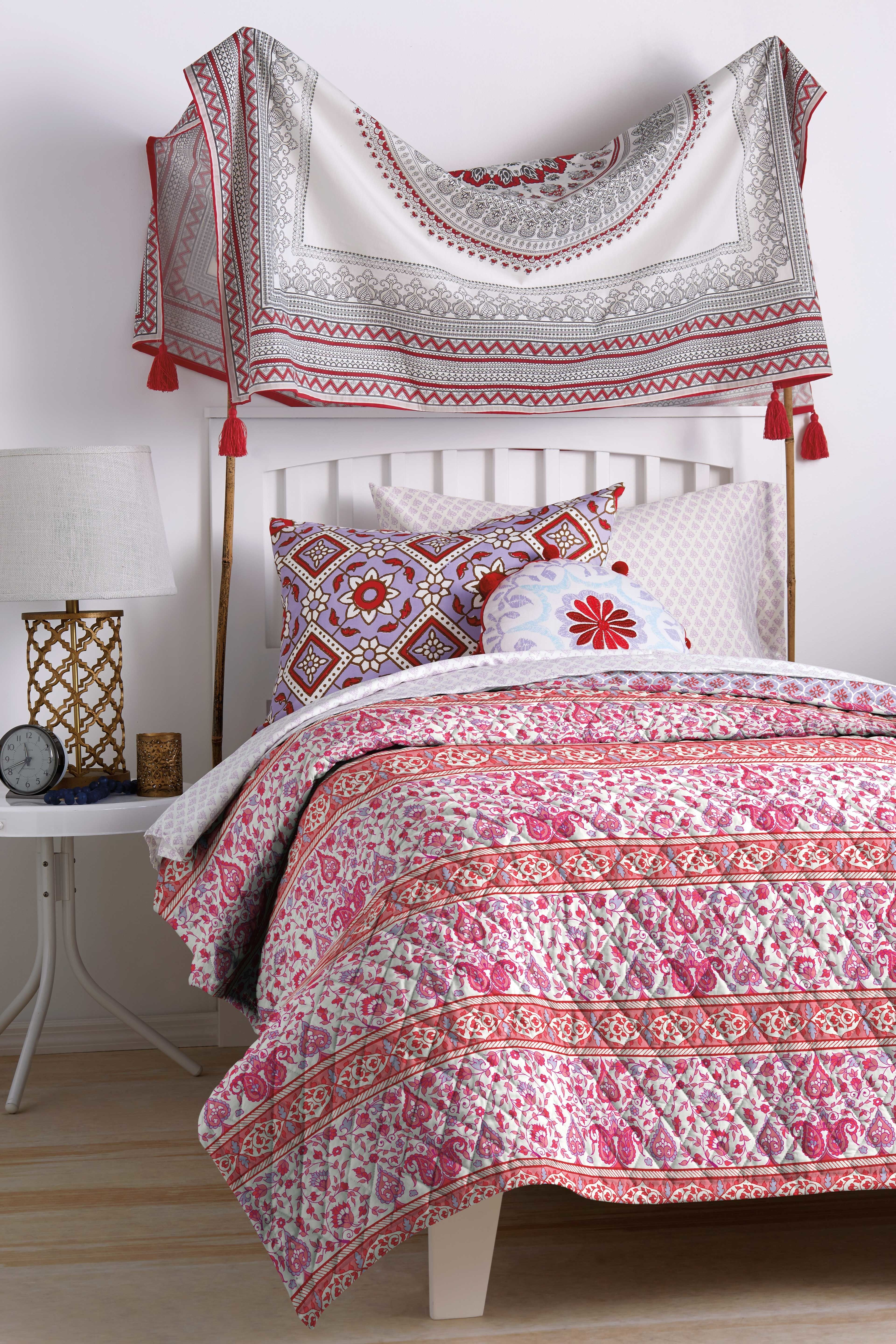brands by john bed linens bedding maize coverlet traditions suzi robshaw