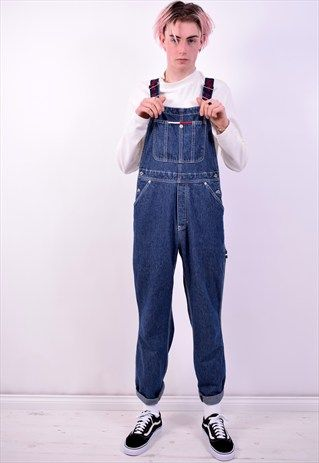 choose clearance variousstyles great prices TOMMY HILFIGER MENS VINTAGE DUNGAREES LARGE BLUE 90'S ...