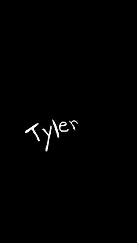21 Pilots Fonds Decran: Ty Has Some Strange Handwriting But It's Actually Adorable