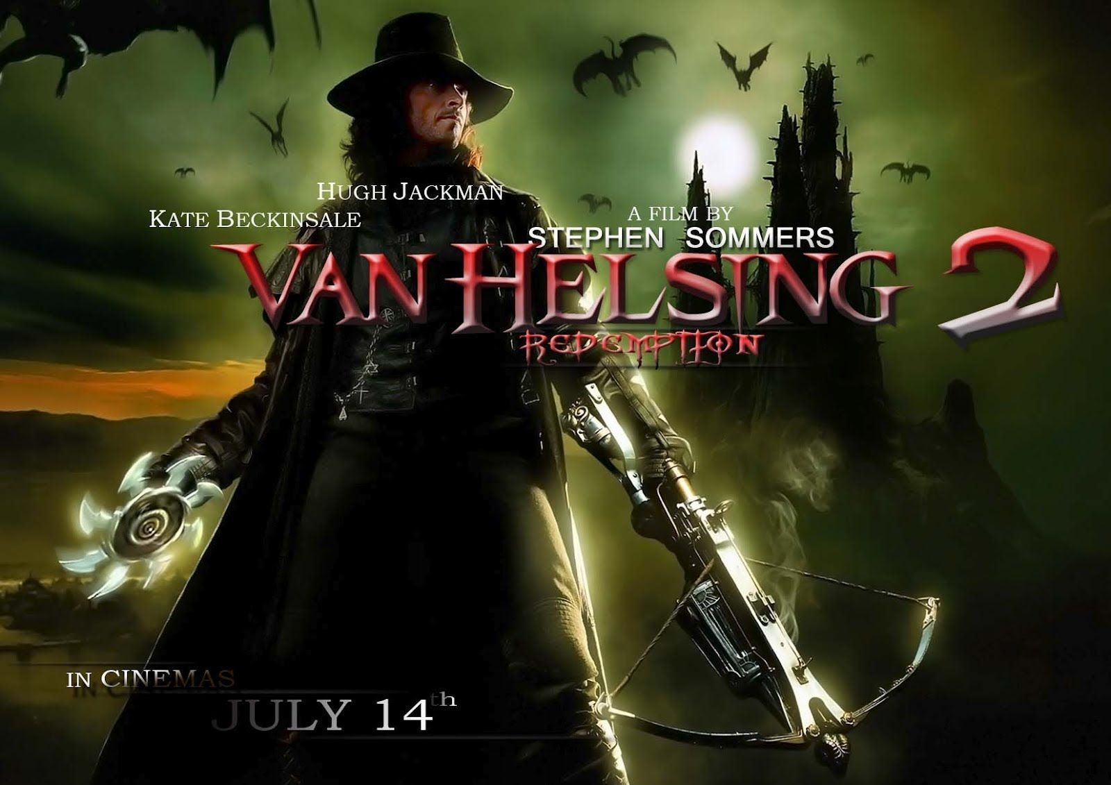 Download Solomon Kane 2009 YIFY Torrent for 720p
