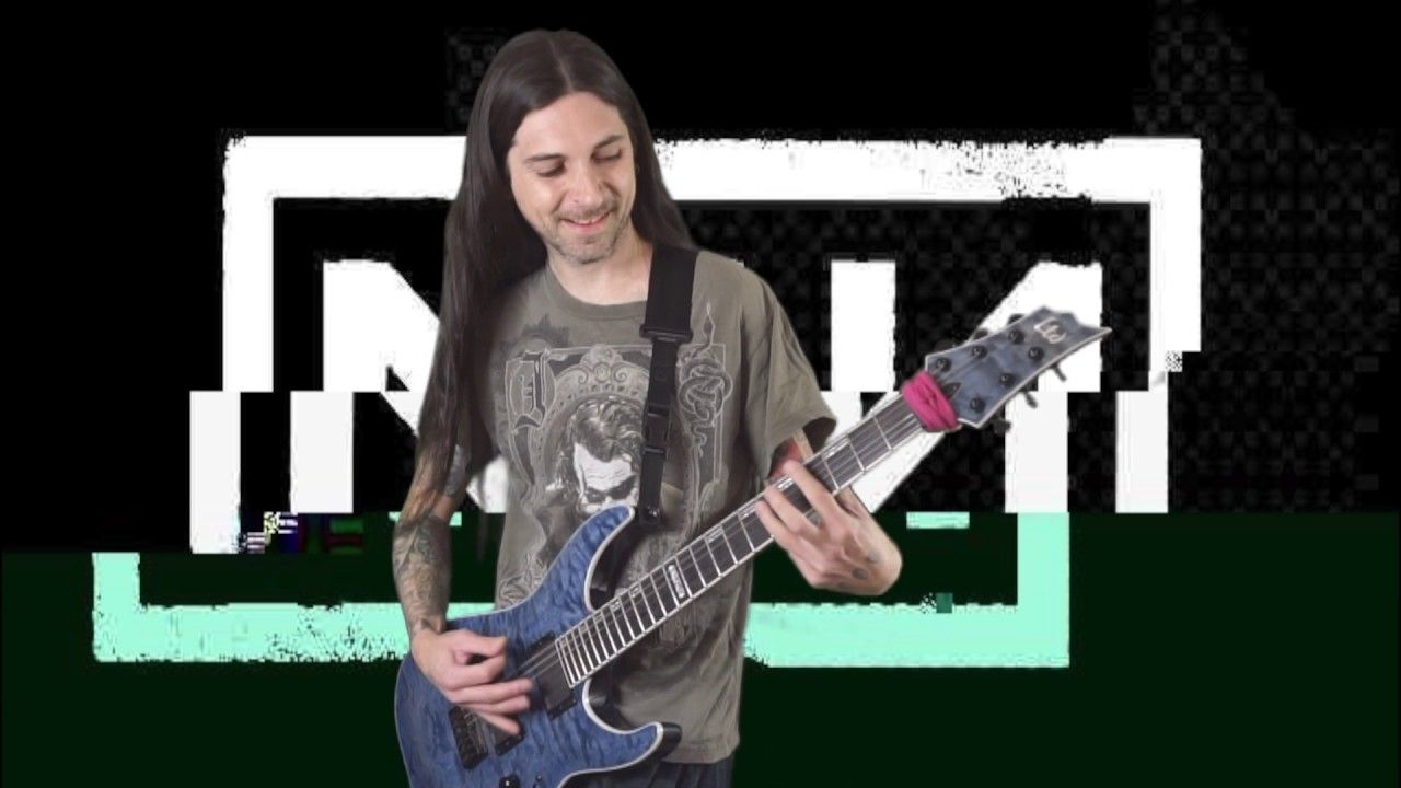 Guitarist Adds a Heavy Metal Track to a Recording of the Nine Inch ...