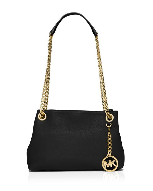 Michael Michael Kors Shoulder Bag - Jet Set Medium Messenger