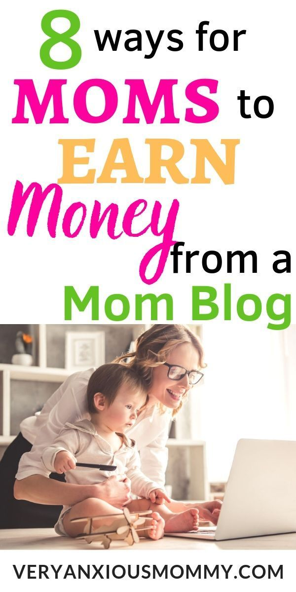How To Make Money With A Mom Blog