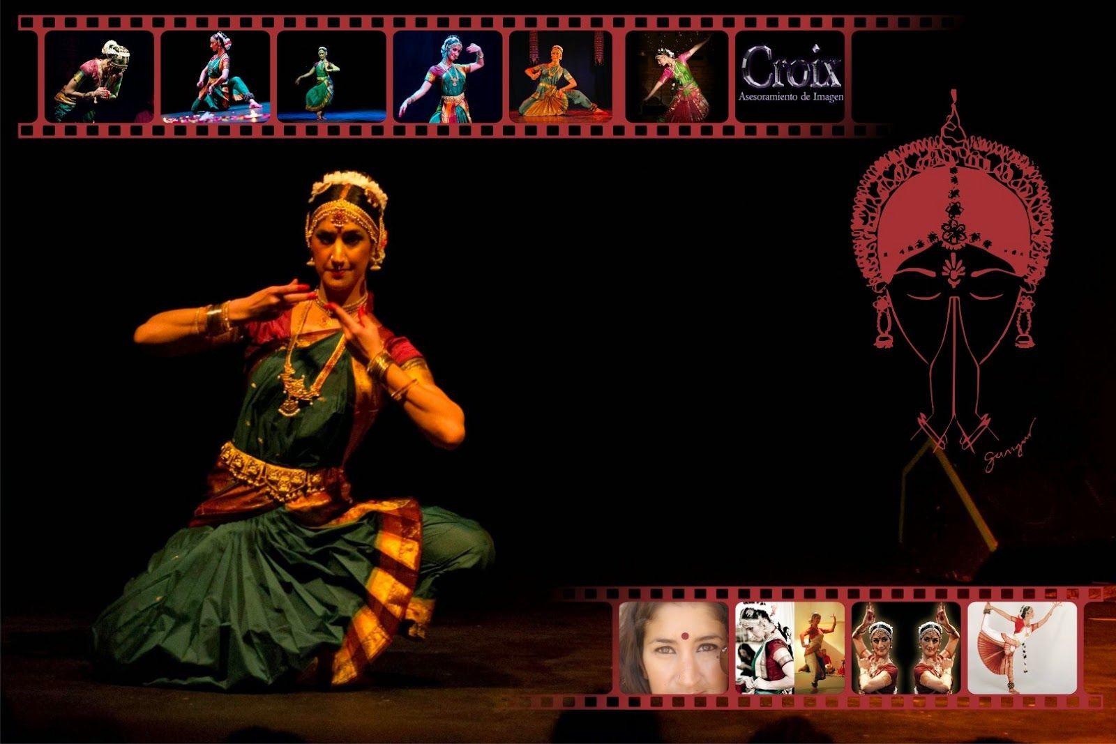 Natalia Salgado - Primer Bailarina Argentina de Danzas Clásicas de la India - Estilos Odissi, Kuchipudi y Bharata Natyam