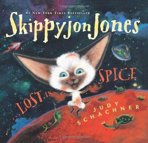 Books About Outer Space Skippyjon Jones Best Books To Read