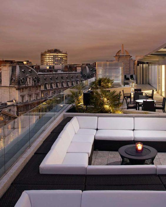 Pin By Rae Ann Boyle On Hospitality Rooftop Terrace