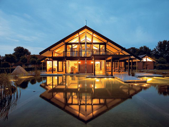 Modernes Fachwerk Fachwerkhäuser, Haus architektur, Haus