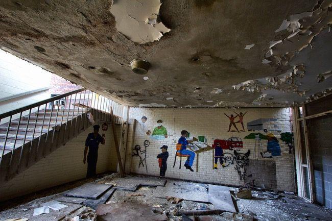 Redford High School, Detroit, Michigan, USA l Abandoned Schools by Chris Luckhardt