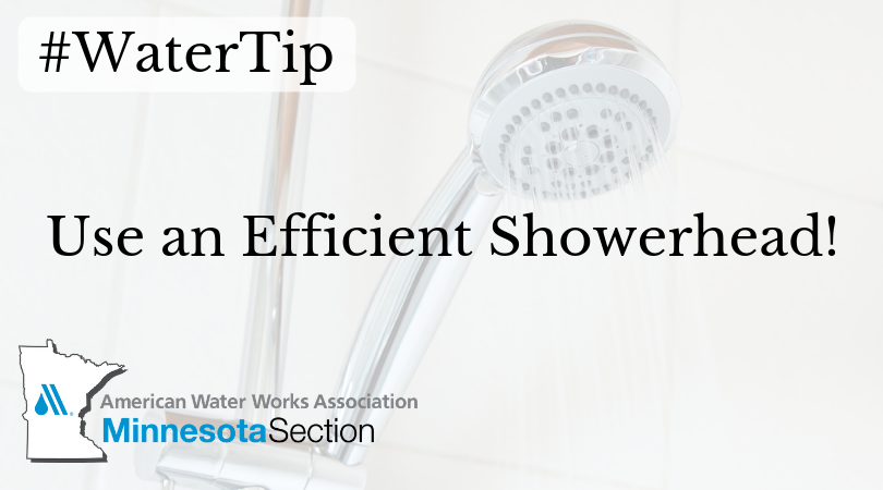 Watertip Install A High Efficiency Showerhead It Could Save About