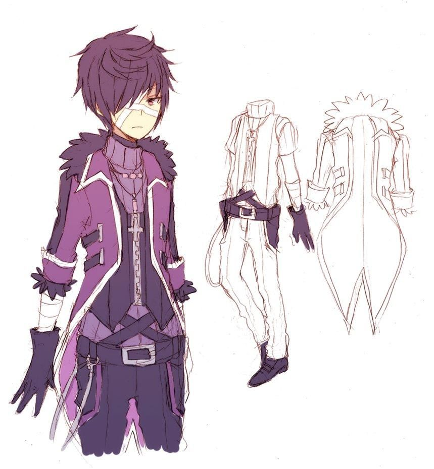 Outfit Idea For Boys Anime Outfits Anime Drawing Clothes