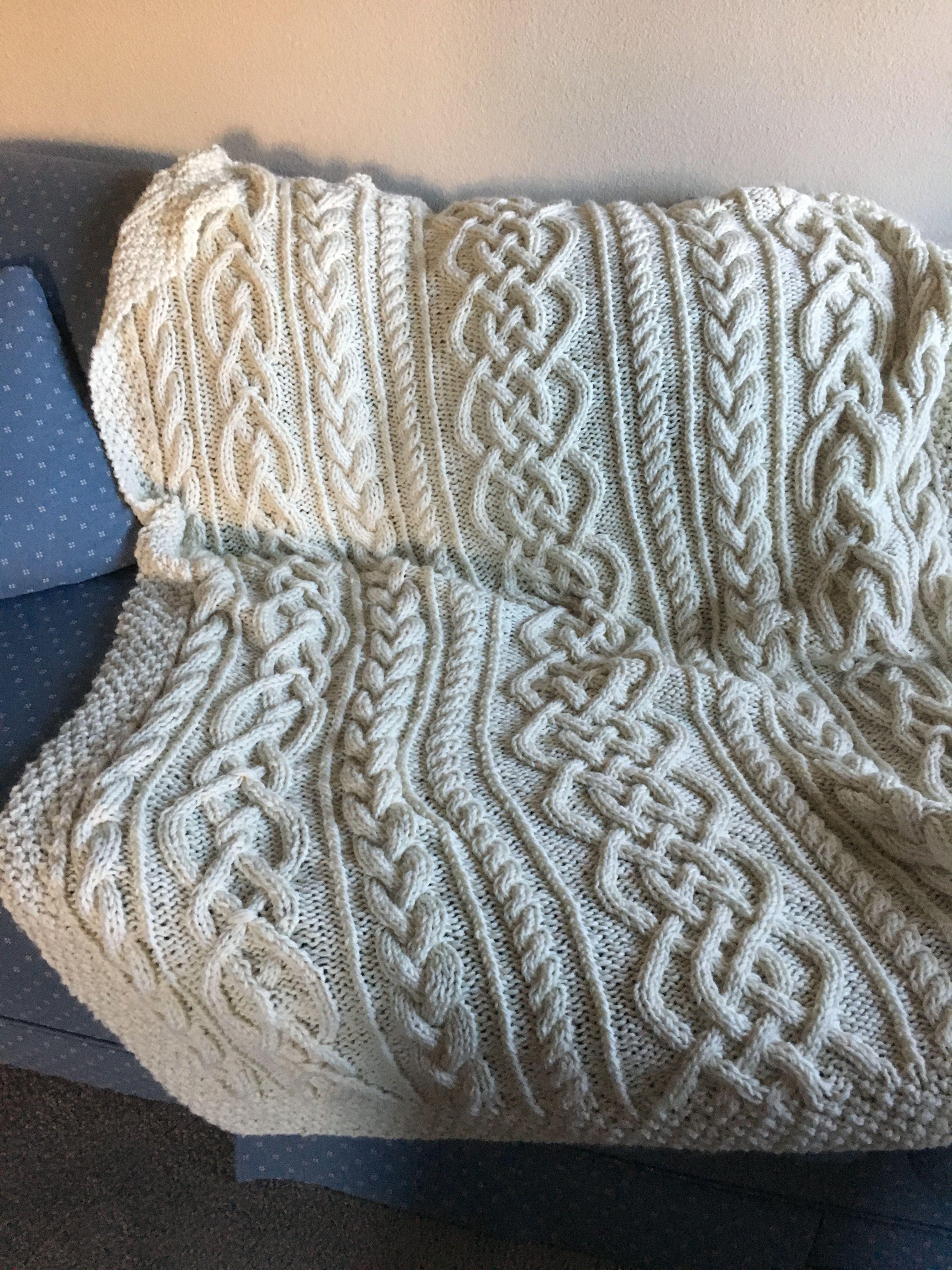 Pin by Марианна on Вязание | Pinterest | Knit crochet, Afghans and ...