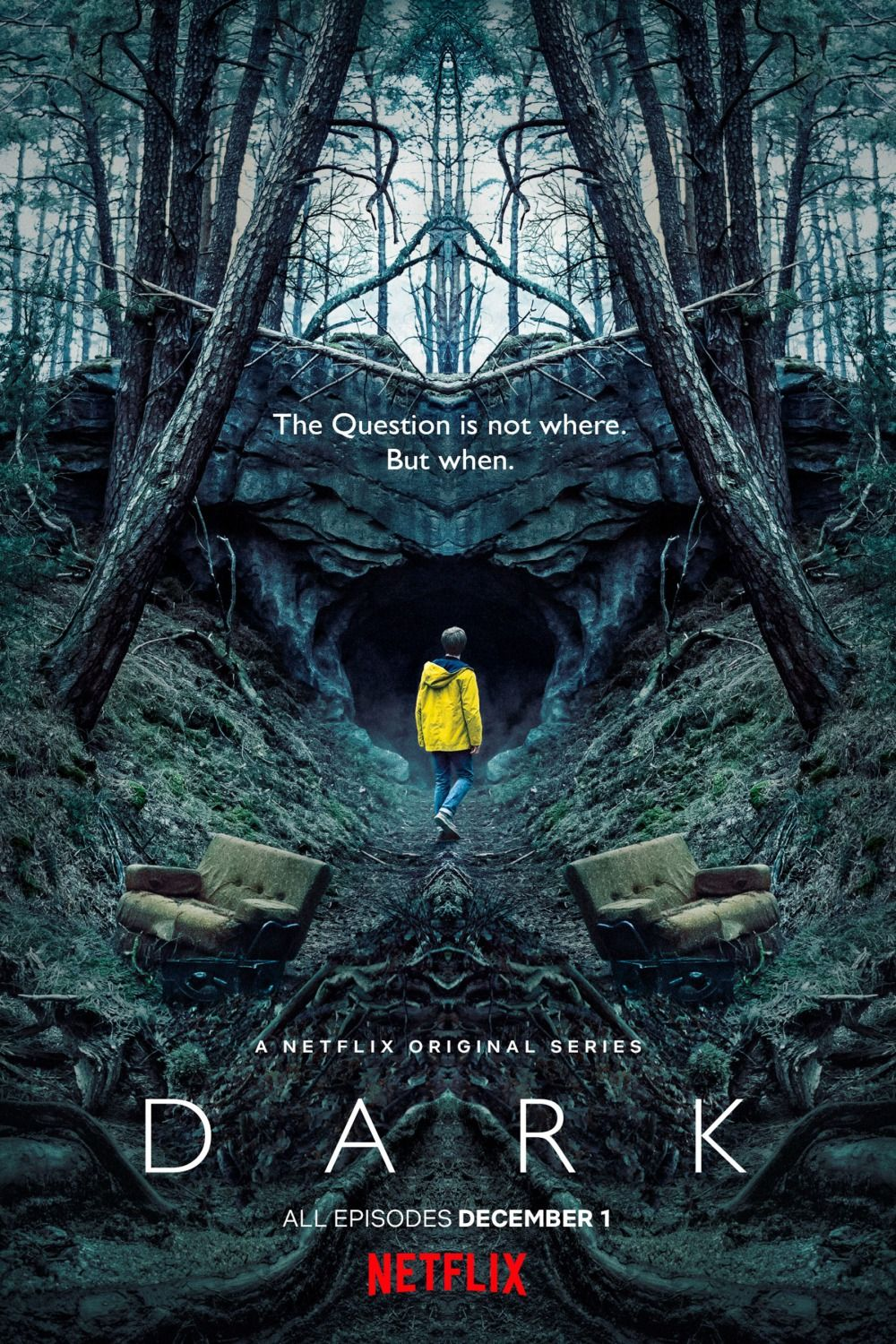 Image result for DARK (2017) poster