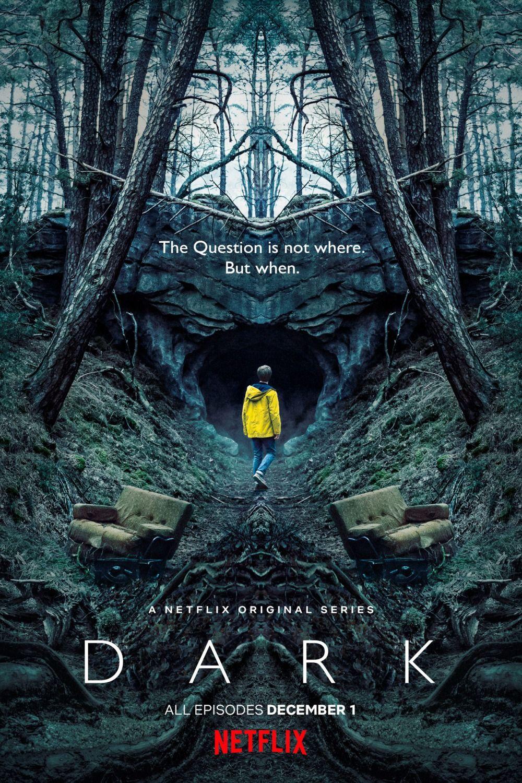 Dark Netflix Series Poster Tv Series 2017 Imdb Movies All Episodes
