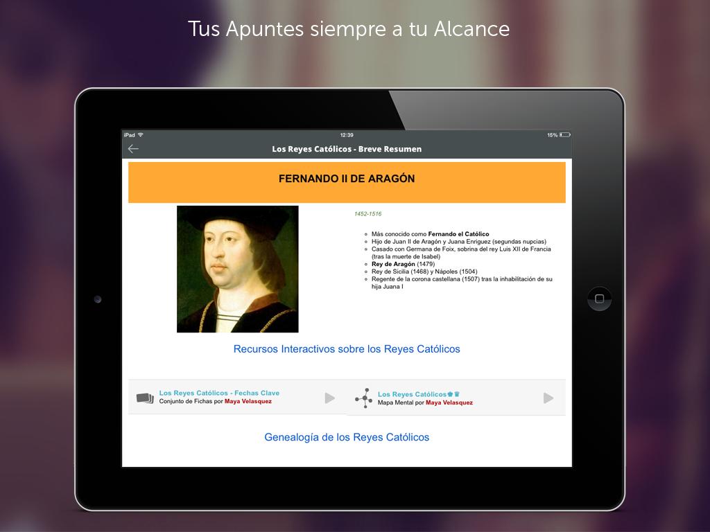 Usa ExamTime en tu tableta con las nuevas apps de ExamTime para Android y iOS
