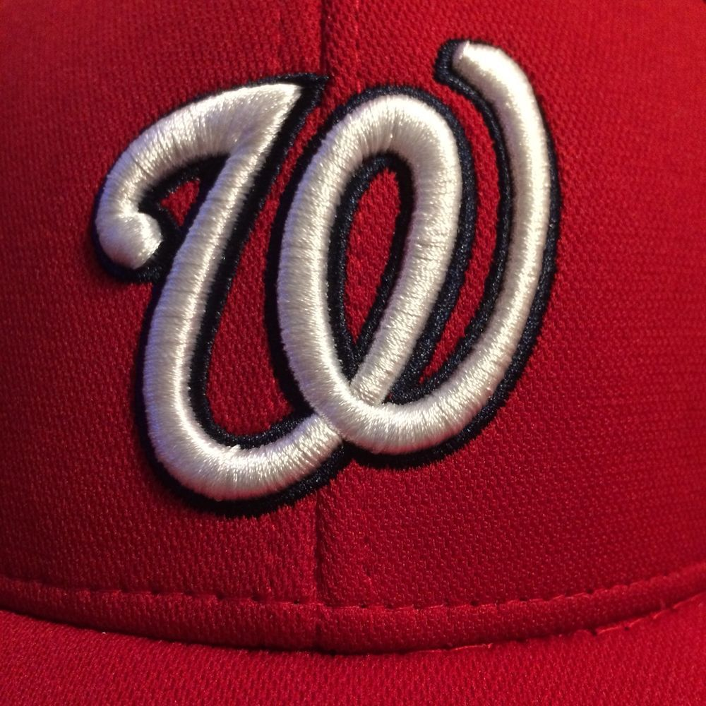 Washington Nationals Baseball Hat Cap W Tags S M Oc Sports Team Mlb Ocsports Washington Washington Nationals Baseball Washington Nationals Nationals Baseball
